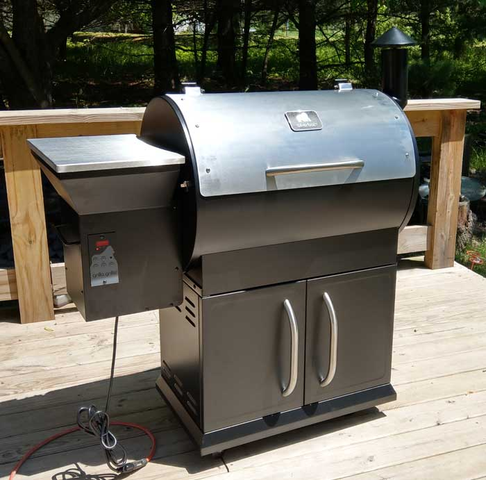 Grilla Wood Pellet Smoker Grill Review