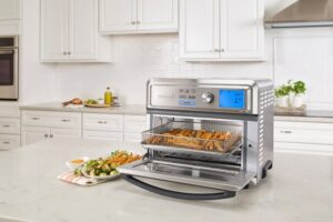 Best Air Fryer Toaster Ovens Consumer Reports