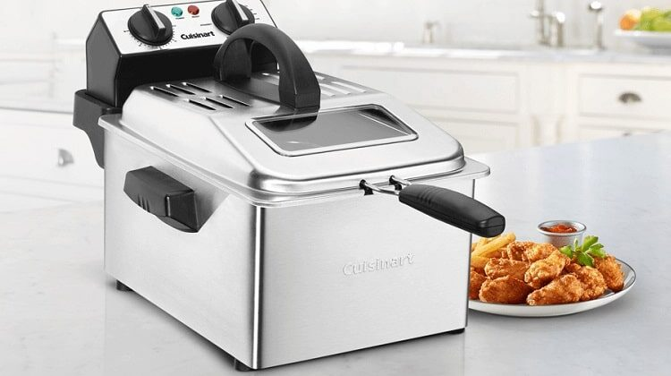 The 5 Best Deep Fryers for 2021 from Consumer Reviews