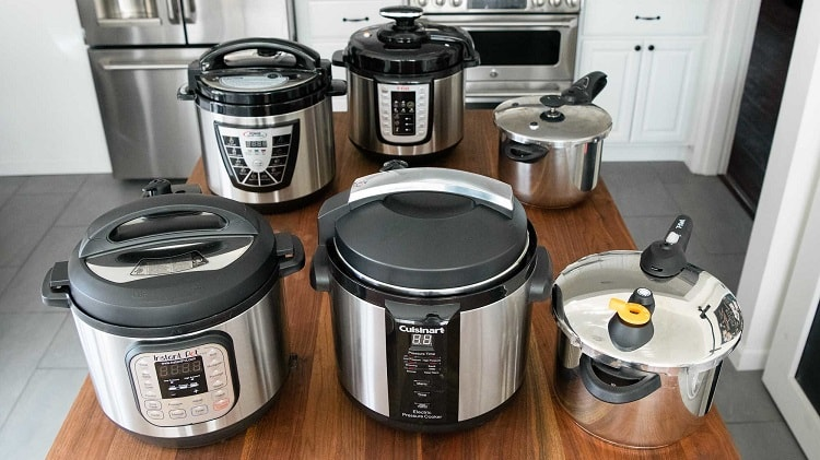 Top 8 Best Pressure Cookers for 2021 Reviews