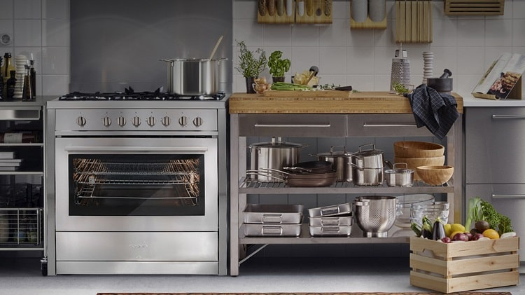 Top 6 Best Gas Range Consumer Reports for 2021 Reviews