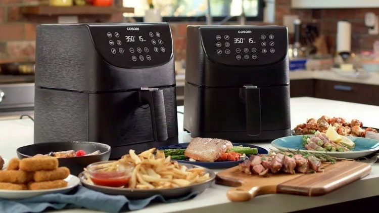 Top 5 Best Large Capacity Air Fryer for 2021 Reviews