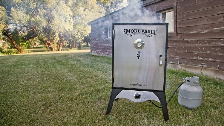 Top 10 Best Natural Gas Propane Smokers for 2021 Reviews