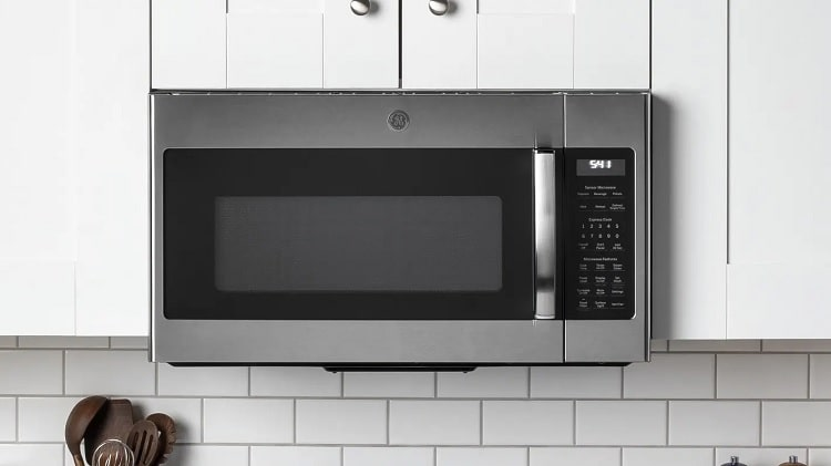 The Best Over The Range Microwave for 2021 from Consumer Reviews