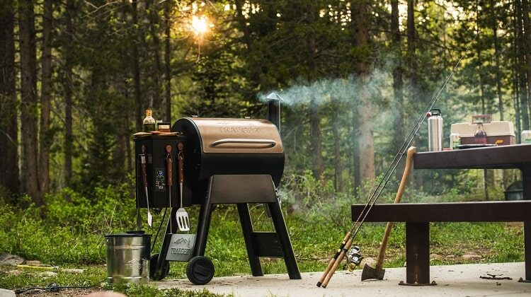 The Best Traeger Pellet Grill Smoker for 2021 Reviews