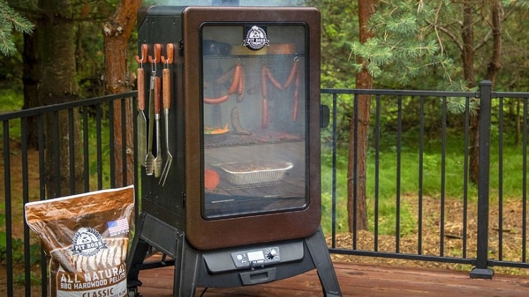 The 5 Best Vertical Pellet Smokers for 2021 Reviews