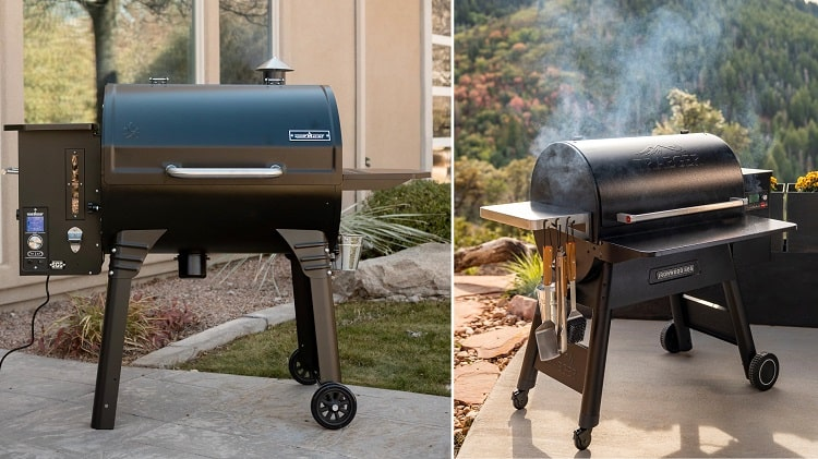 Camp Chef vs Traeger – Which Pellet Grill is Better?