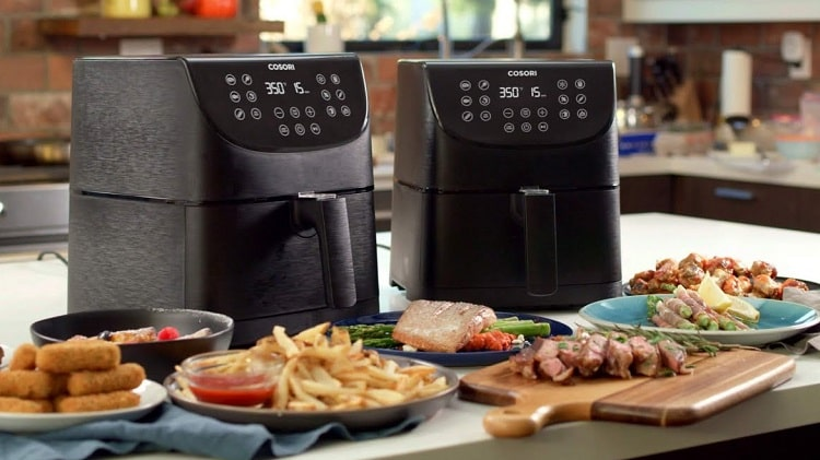 Cosori Air Fryer Toaster Oven Combo Reviews