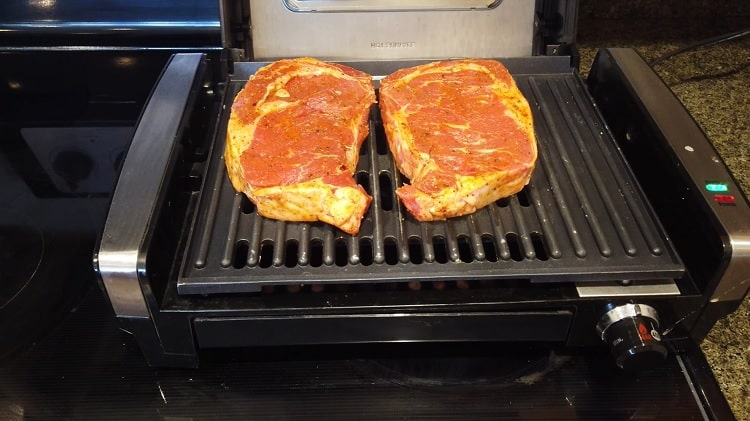 Hamilton Beach Electric Indoor Searing Grill Review