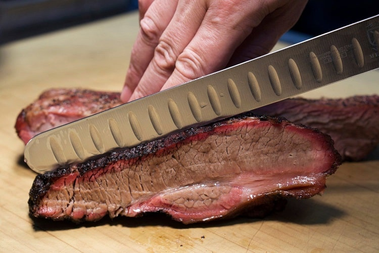 How to Slice the Brisket Properly