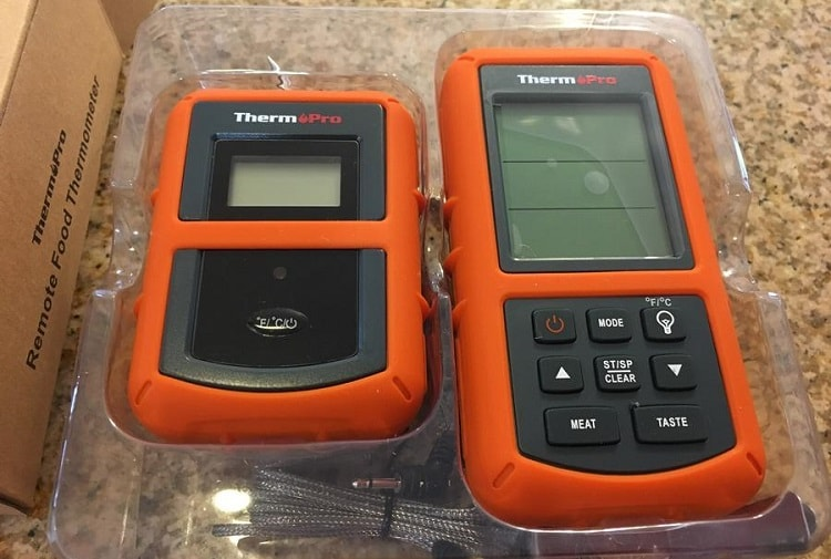 Transmitter And Receiver of ThermoPro TP20