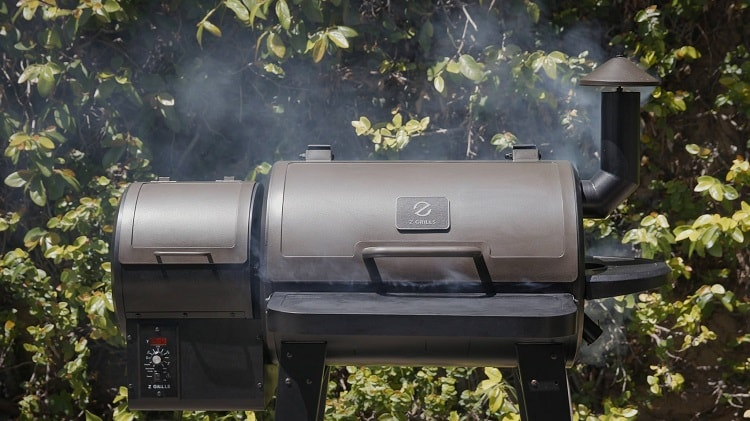 Z GRILLS Wood Pellet Grill Review