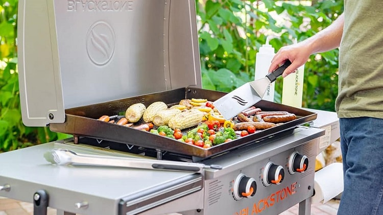 Blackstone Outdoor Griddle Review