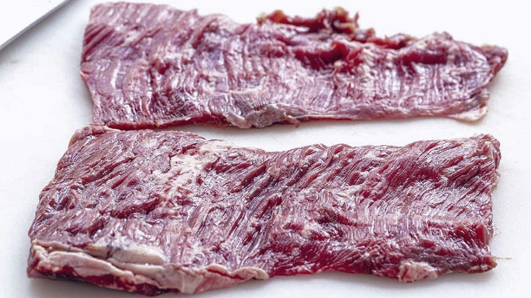 the difference between the inside and outside skirt steak